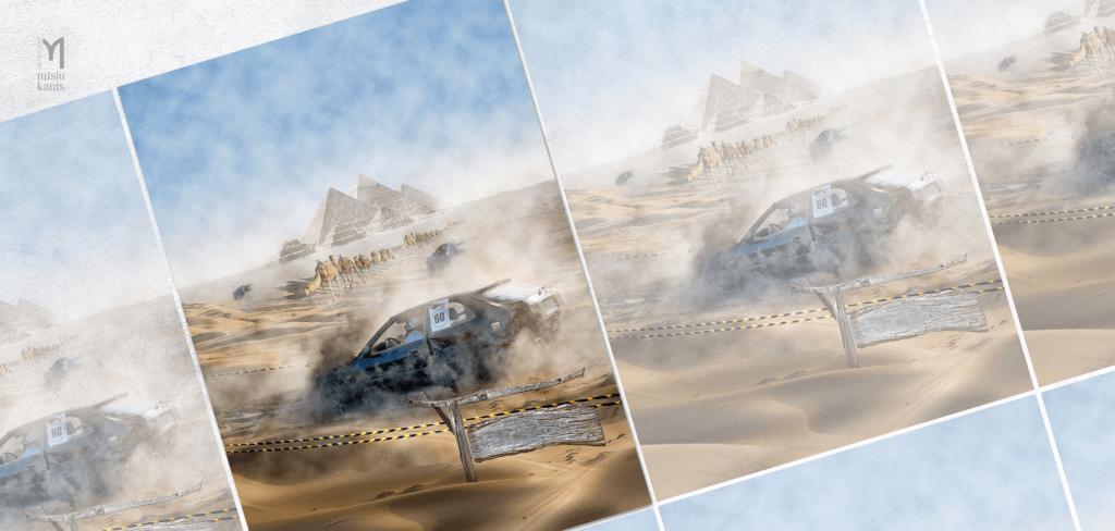 Parszywa Wrak Race - Edycja XIV Droga Faraona