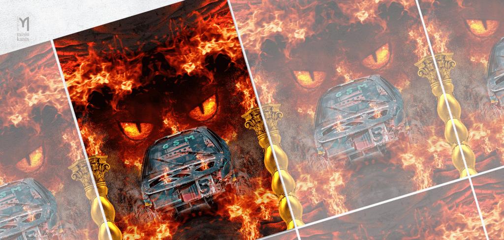 Parszywa Wrak Race - Edycja XV Inferno