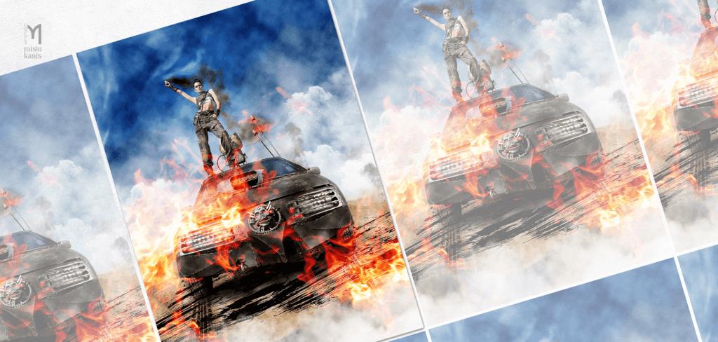 Parszywa Wrak Race - Edycja XXVII Upalny Armageddon