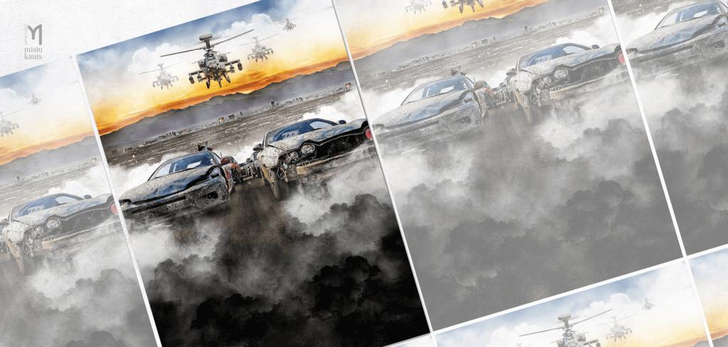 Parszywa Wrak Race - Edycja XXVIII Last Vegas Endgame