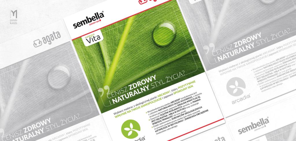 Plakat komercyjny - Sembella