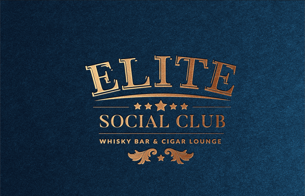 Elite Social Club Whisky Bar & Cigar Lounge - logo