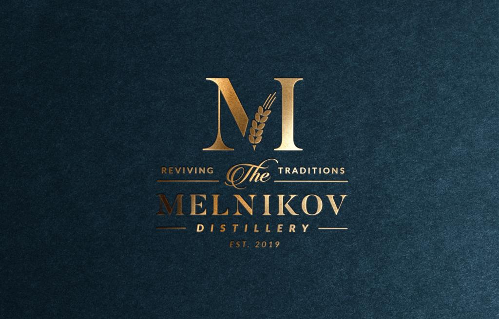 The Melnikov Distillery - logo